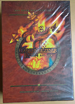 World of Warcraft (WoW) TCG Geschmolzener Kern Raid Deck (Mint, Sealed)