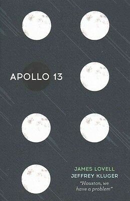 Apollo 13 by Jeffrey Kluger Paperback Book (English)