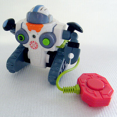 Fisher Price Rescue Heroes LIFT OFF ROBOTZ