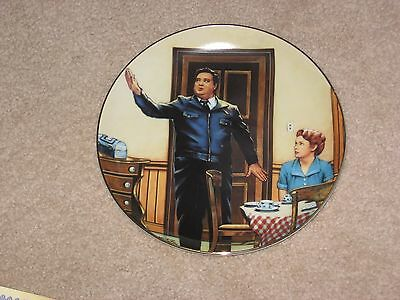 """The Honeymooners"" Hamilton Plate Collection - Bang! Zoom!"