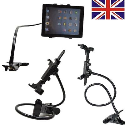 Flexible 360Lazy Bed Desk Stand Holder Mount iPad 2 3 4 Air Mini Tablet Phone DM