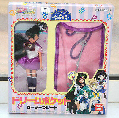 Sailor Pluto dream pocket doll Sailor Moon Stars SailorStars Bandai Japan