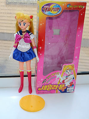 Sailor Moon Doll jumbo 14 inch Korean