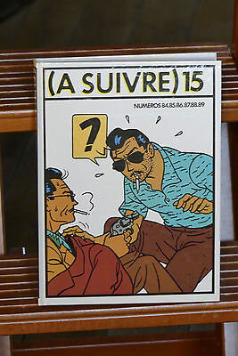 RECUEIL ( A SUIVRE ) N° 15. Comme neuf.