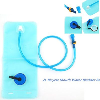 2L Hydration Bladder Fits Camelbak water Backpack bag for Cycling Hiking CampiDK