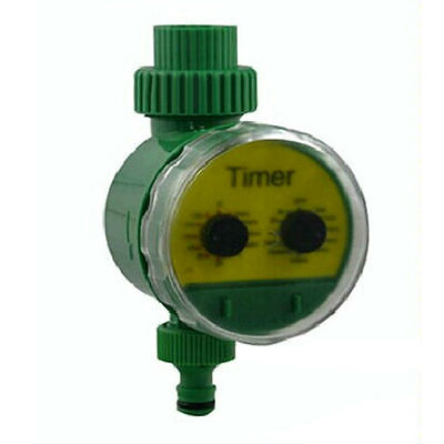 Automatic Electronic Water Timer Garden Hose Plant Watering Irrigation System Dk