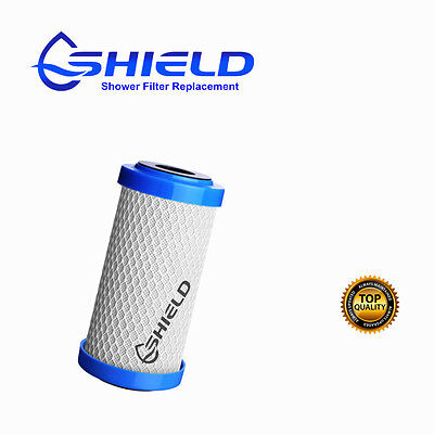0.5 Micron Shower Filter Replacement Cartridges For  Shield Shower Filter Only