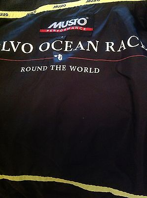 Musto Performance Volvo Round The World Mens Sailing Jacket Size L