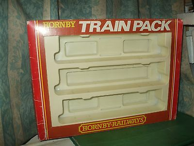 HORNBY CLASS 110 3 CAR DMU EMPTY BOX ONLY - No.2