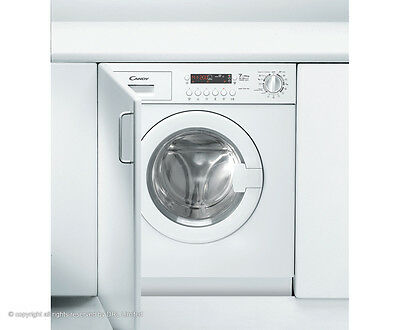 Candy CDB754DN/1 Integrated 7Kg / 5Kg Washer Dryer with 1400 rpm