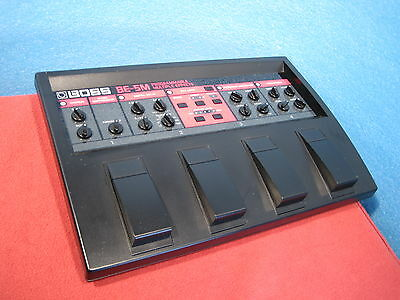Boss (Roland) BE-5M Multi Effects Processor made in Japan Used / FREE SHIPPING