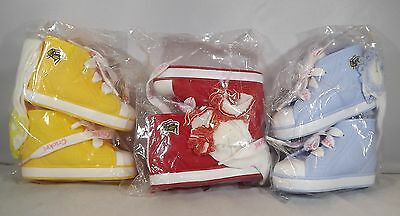 Playmates Cricket Doll Socks Sneakers Shoes - Various Colours *one Pair Only*