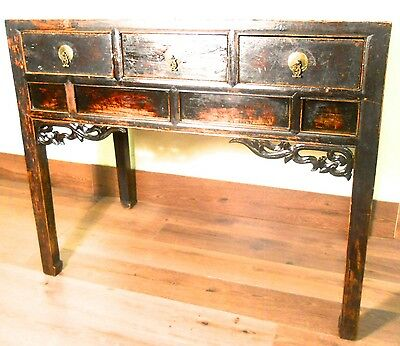 Antique Chinese Ming Desk (5381), Circa 1800-1849