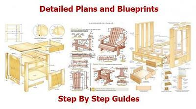12,600 DIY WOODWORKING PLANS. SHEDS, HOUSES,CABINS, GREENHOUSES, DVD or DOWNLOAD