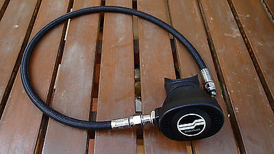 Sherwood Magnum Second Stage with MIFLEX LP Hose