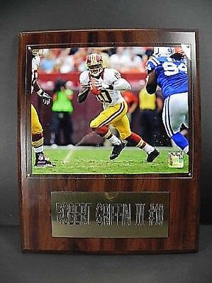 Robert Griffin III Washington Redskins Plaque, Wall picture,38 cm,NFL Football