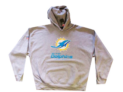Miami Dolphins Hoodie Hoody Critical Victory Majestic,NFL Football,Gr.L