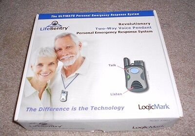 LogicMark LifeSentry (37911) - NEW - TESTED