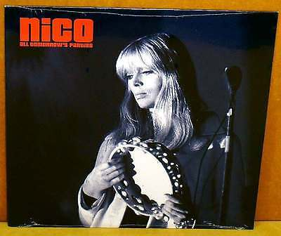 NICO All Tomorrow`s Parties  LP NEW & SEALED Cleopatra CLP 2055 USA 2007