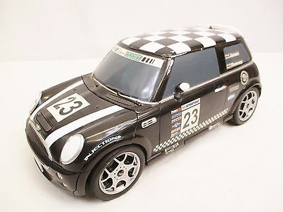 Mini Cooper Fold Out Playset Micro Machines + Mini Toy Cars