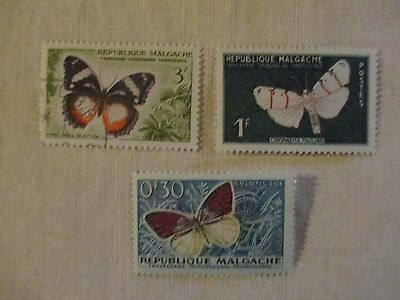 Malagasy(French Madagascar)-Collection Of 20 Stamps