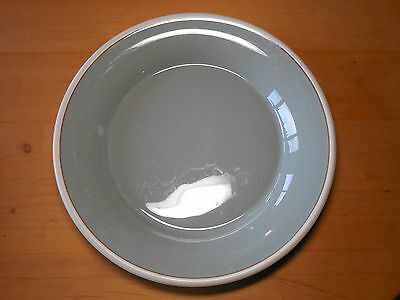 """Sonoma Life+Style MENDOCINO SKY Dinner Plate 11 5/8"""" Grey Blue 5 available"""