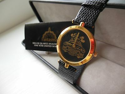 The Disney Catalog Exclusive Rare Cadillac Crusin Mickey Collectible Watch New