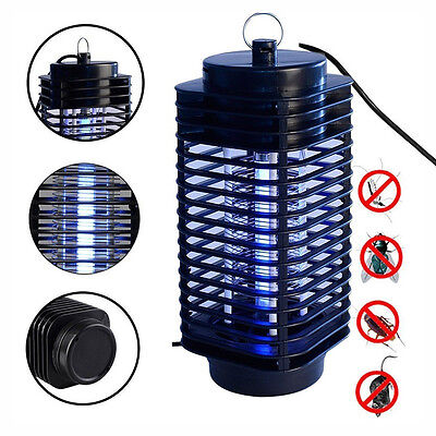 Electric Electric Mosquito Killer Killing Insect LED Bug US 220V Zapper Fly Lamp
