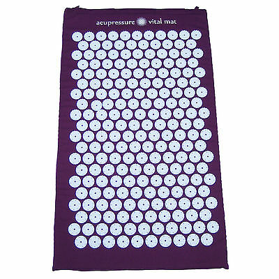 BN Accupressure Mat (Purple)