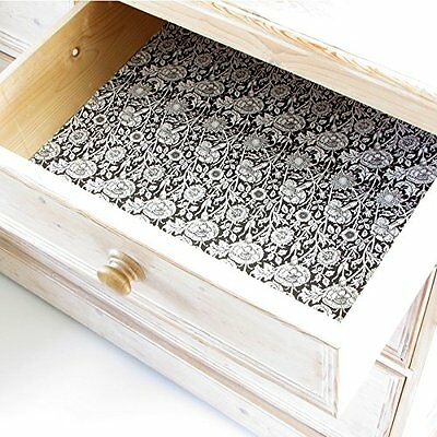 Luxury Sandalwood Scented Drawer Liners in a timeless William Morris Design. 5