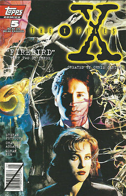 Comics The X-Files Volume 1 Number 5 May 1995