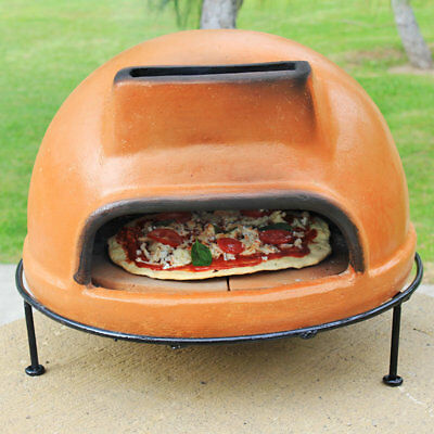 Ravenna Rustic Liso Clay Pizza Oven