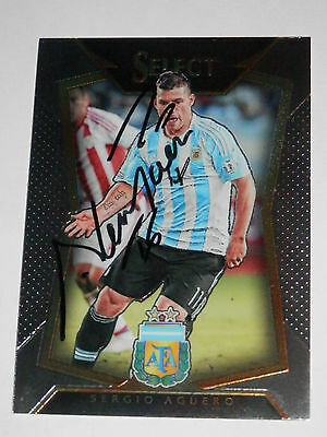 Soccer (Football) Cards Auto / Signed (Higuain, Griezmann, Lewandowski, Buffon)