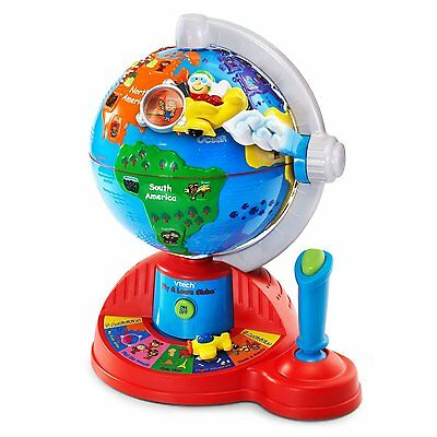 Vtech Fly and Learn Globe Interactive Educational Discovery Toy