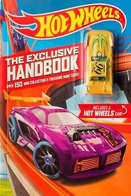 Hot Wheels - The Exclusive Handbook by Paperback Book