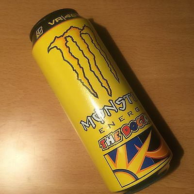 MONSTER ENERGY DRINK CAN The Doctor Valentino Rossi VR/46 from Spain FULL
