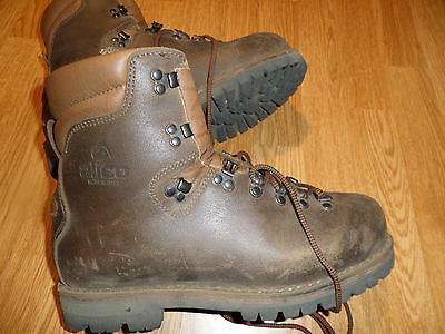 Alico New Guide Mountaineering Boots Men's 10.5 M Barely Worn Rtl $420
