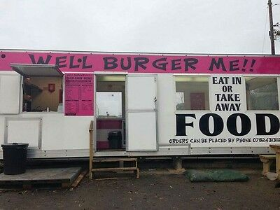 Catering trailer/ mobile cafe