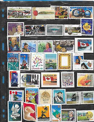 Canada     F.V $  16.73  MNH  ( From Annual Year Book)