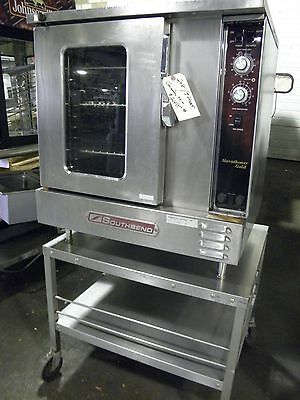"Southbend Eh10Sc 30"" Half Size Electric Baking Roasting Convection Oven W/ Stand"