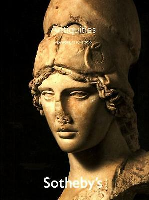 Sotheby's / Ancient Archaic Antiquities Auction Catalog June 2010