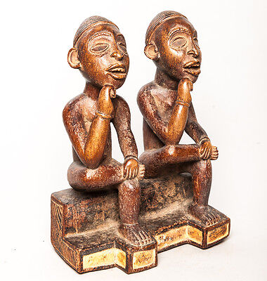 Yombe, Ancestral Statue, D.R. Congo, African Tribal Sculpture