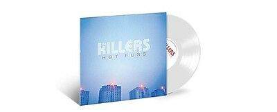 THE KILLERS HOT FUSS EXCLUSIVE WHITE VINYL LP LIMITED TO 1000 ONLY SOLD OUT new