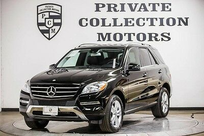 2014 Mercedes-Benz M-Class  2014 Mercedes Benz ML350 Just Serviced Low Miles 1 Owner Clean Carfax