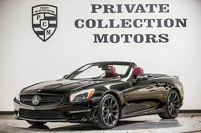2013 Mercedes-Benz SL-Class  2013 Mercedes Benz SL63 AMG Performance Package MSRP $187,075 1 Owner