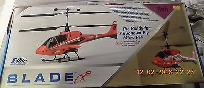 Eflite Blade CX2 Helicopter