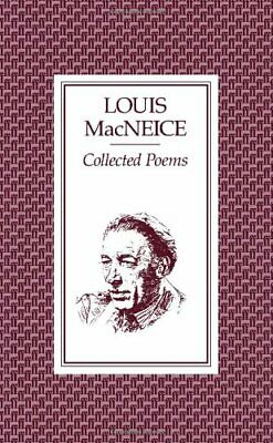Collected Poems by Louis MacNeice Paperback Book The Cheap Fast Free Post