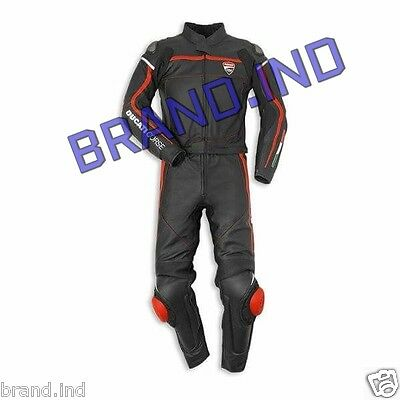 DUCATI CORSE Motorbike  Motogp Leather SUIT (for limited time offer)11% off
