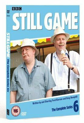 Still Game : Complete BBC Series 6 [DVD] - DVD  O4VG The Cheap Fast Free Post