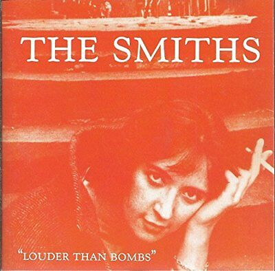 The Smiths - Unknown Artist - LOUDER THAN BOMBS (1987 RO... - The Smiths CD ICVG